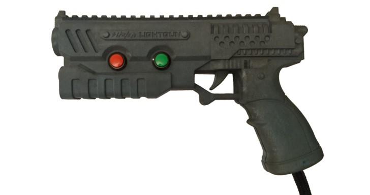Sinden Lightgun液晶螢幕用光線槍延至9月上市,翻新設計造型大加分