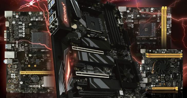 Biostar Racing X750GT8 主機板資訊公開,AMD X570 晶片組規格搭載多條 PCIe 4.0 通道