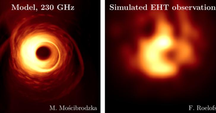 天文學家研擬可以拍攝更清晰黑洞影像的太空望遠鏡