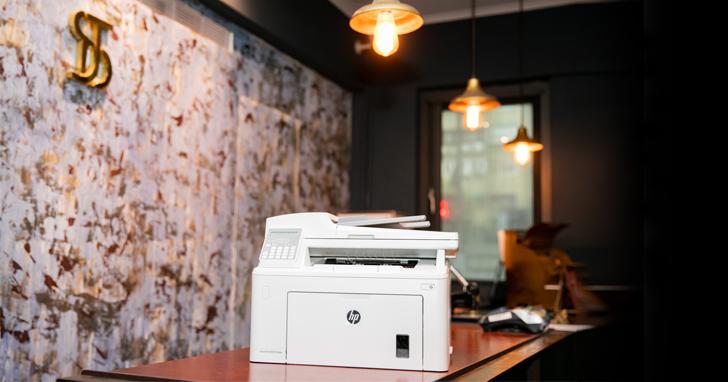 金斯大打造時尚熟男專屬極致牛仔褲,HP LaserJet Pro M148fdw 成為貼心售後服務好幫手