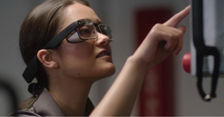 新一代Google Glass發佈:續航8小時,售價999美元