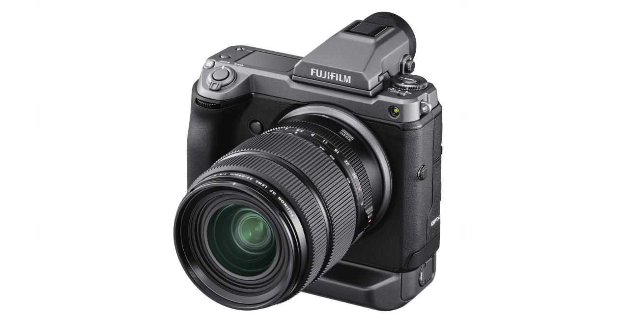 晉升一億畫素殿堂 Fujifilm GFX100 中片幅無反相機正式發表
