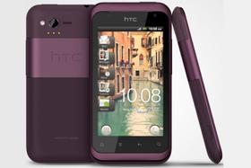 女性手機 HTC Rhyme 發表,搭載全新 HTC Sense 3.5