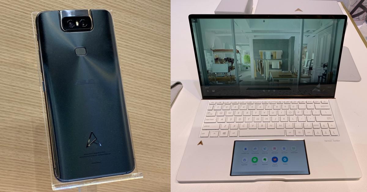 華碩推 12GB RAM 的 30 週年版 ZenFone 6,還有紀念版 ZenBook 筆電和 PRIME X299 主機板