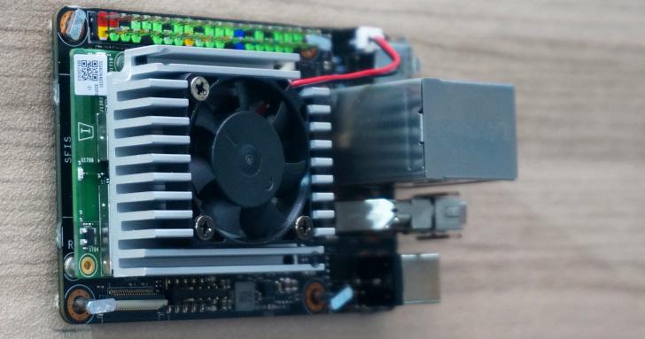 Computex 2019:AI上身,全新Asus Tinker Edge T開發板搭載Edge TPU