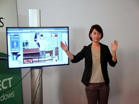 不只玩遊戲,微軟 Kinect for Windows 推出 PC 的多種應用