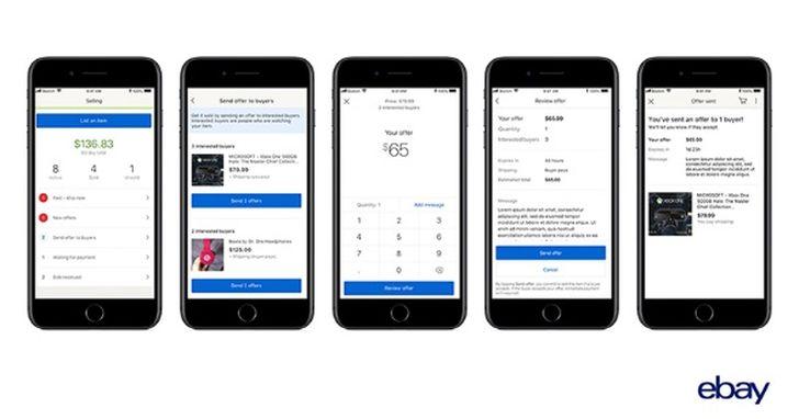eBay推新行銷工具Seller Initiated Offer,鎖定潛力買家搶攻銷售商機