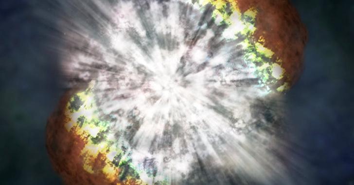 原始人類開始直立行走是被超新星爆炸逼出來的?