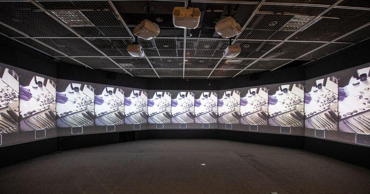 融合音樂、藝術與投影科技,Epson攜手方序中打造跨界藝術展