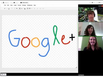 Google+ 視訊聚會(Hangouts) 新玩法、趣味應用大集合