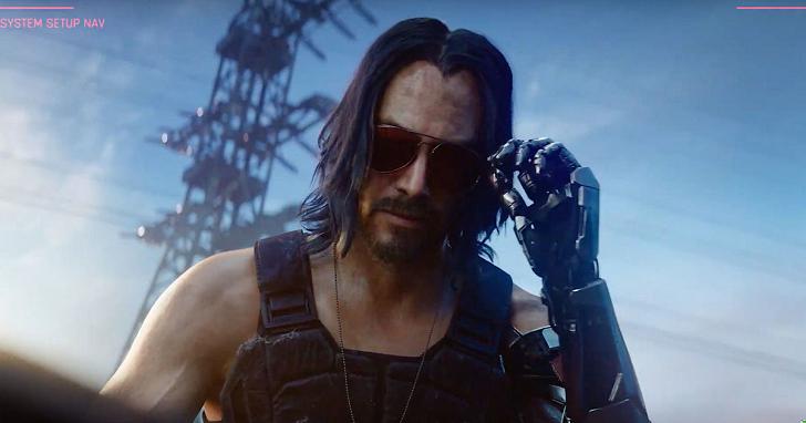 殺神戰到 2077 年!《Cyberpunk 2077》迎來基努李維;《Halo Infinite》2020 年隨次世代主機推出