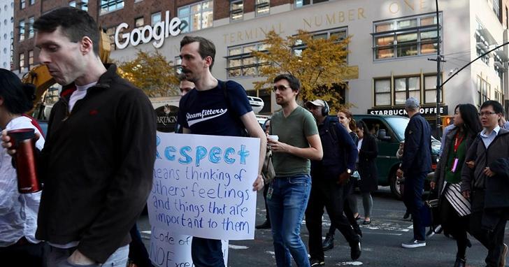 Google派遣員工人數達12萬人,已經超過正職的員工