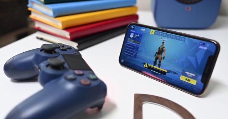 用 PS4 手把玩 iPhone 遊戲,比你想像的更好玩