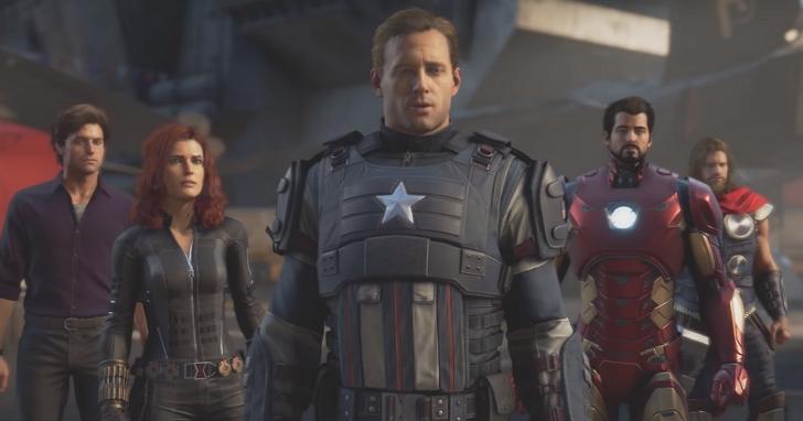 SQUARE ENIX 的《漫威復仇者聯盟》因為英雄形象被吐槽,但他們表示劇情還會保持「漫威DNA」