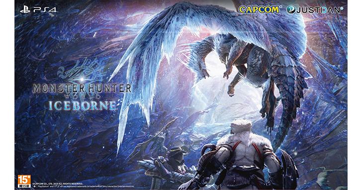 《魔物獵人 世界 Iceborne》台灣獨家實體預約特典公布,亞洲典藏版即日限量開放預購