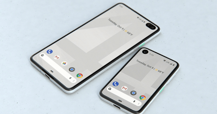 Pixel 4 爆料將帶有指尖隔空操作功能,並且將會有「矩陣式」相機
