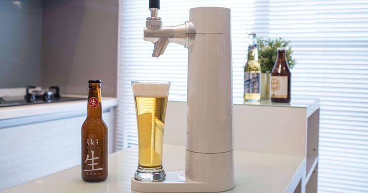 打造生活美學饗宴,ONE amadana啤酒機、空氣清淨機清涼上市