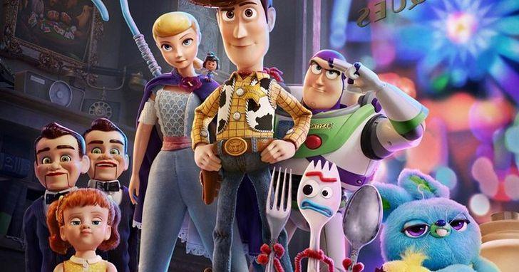 想知道動畫電影技術發展到何種地步,就去看《玩具總動員 4》吧