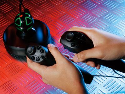 Razer Hydra:PC 體感控制器,像 Wii 一樣玩電腦遊戲
