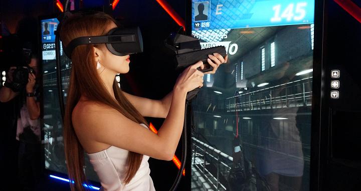 全球第一間結合 VR 體感娛樂的餐酒館!BOX Taipei 全新空間台北登場