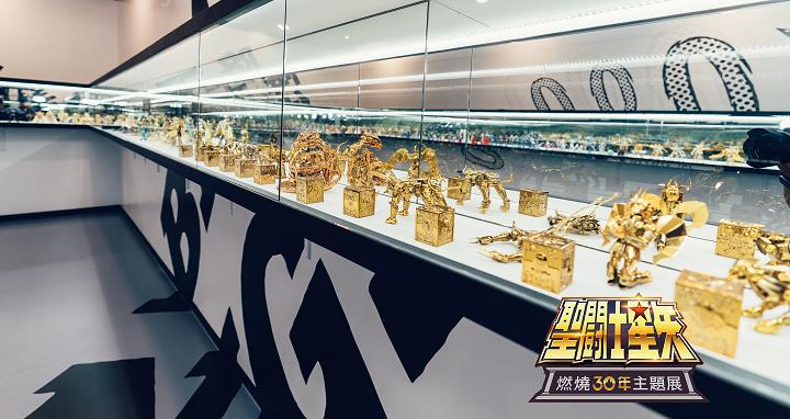 《聖鬥士星矢》燃燒 30 年主題展,珍貴手稿、絕版手辦台北登場!
