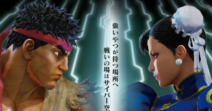 大阪警察找來春麗與隆,成為網路犯罪搜查官募集代言人
