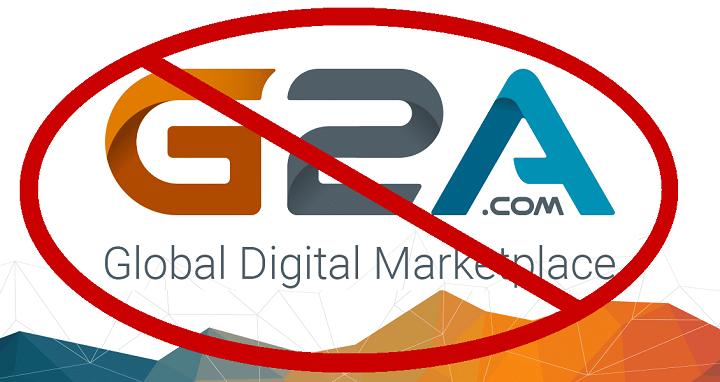 遊戲開發者向玩家呼籲,寧願玩盜版也別再買 G2A 上的啟動序號