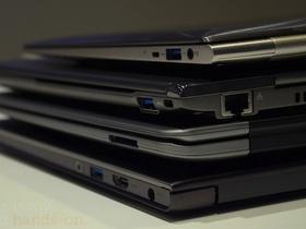你喜歡哪一台 Ultrabook?