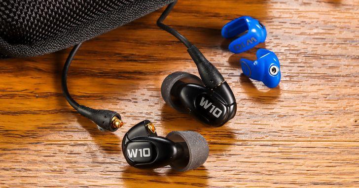 Westone W10- 全新調音的經典鑑賞耳機