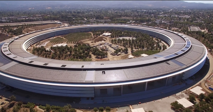 Apple Park 的防震設計,如何抵禦加州大地震?