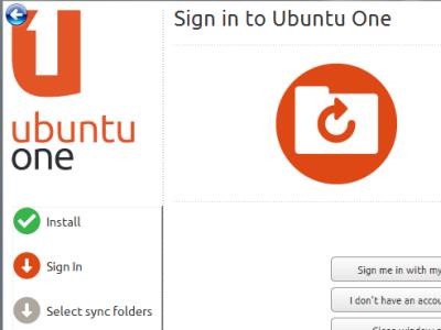 5GB 免費雲端空間 Ubuntu One for Windows 正式推出