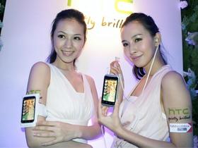 HTC Rhyme 正式在台灣發表,搭載 Sense 3.5 的女性手機
