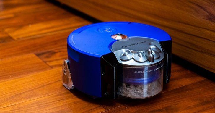 Dyson推出 Dyson 360 heurist掃地機器人:能造出最好吸塵器的Dyson,掃地機器人也同樣優秀嗎?