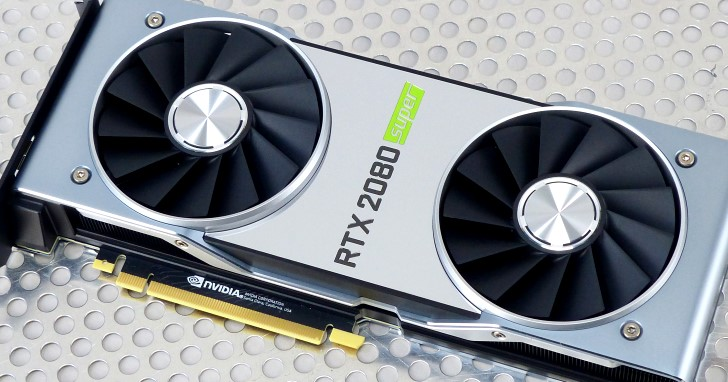 NVIDIA GeForce RTX 2080 Super Founders Edition 鐘響上場,拉近與 RTX 2080 Ti 的效能距離