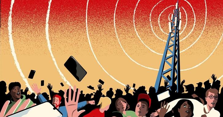 5G 手機輻射恐懼症又來了!20年前科學論文中的一張圖表讓人們爭論至今
