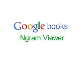 Google Books Ngram Viewer:調查書本的熱門關鍵字
