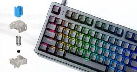 磁力軸類比鍵盤再一發,Keystone搭載更聰明的HID IO控制程式