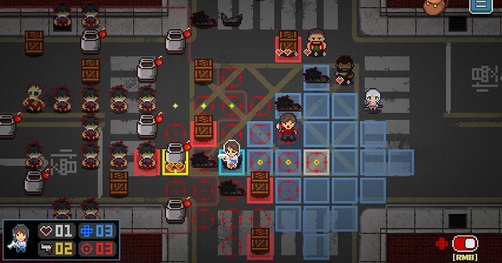 國產獨立遊戲《Wanna Survive 活屍戰棋》正式上架,快節奏打法顛覆傳統
