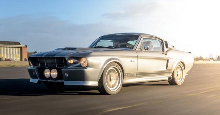 電影中出現過的車何其多,但這十款最受大家歡迎!