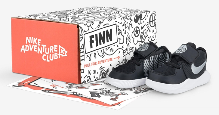 Nike 推出童鞋訂閱服務,每月繳50 美元一年幫孩子換 12 雙鞋你會想訂嗎?