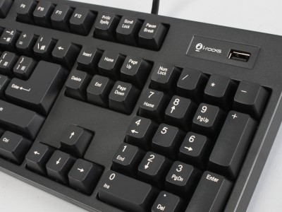 i-rocks KR-6251 紅軸機械式鍵盤搶先玩