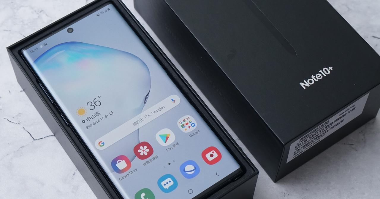 三星 Galaxy Note 10+ 台灣上市版(Snapdragon 855 )開箱,四鏡頭紐約街頭實拍照片分享