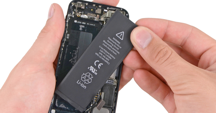 蘋果宣稱 iPhone 更換副廠電池後,會跳出警告訊息是為了用戶安全著想