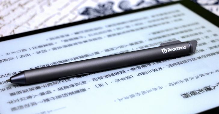 10.3吋大螢幕電子閱讀器mooInk Pro,手寫筆記功能搶先試玩