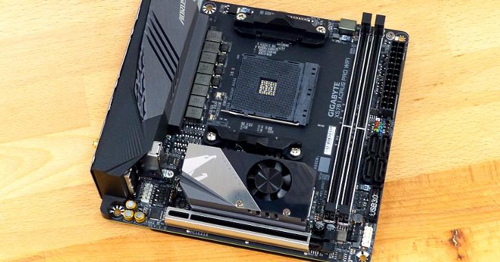 小空間規劃很重要,GIGABYTE X570 I AORUS Pro WiFi Mini-ITX 主機板搭載 8 相供電規模