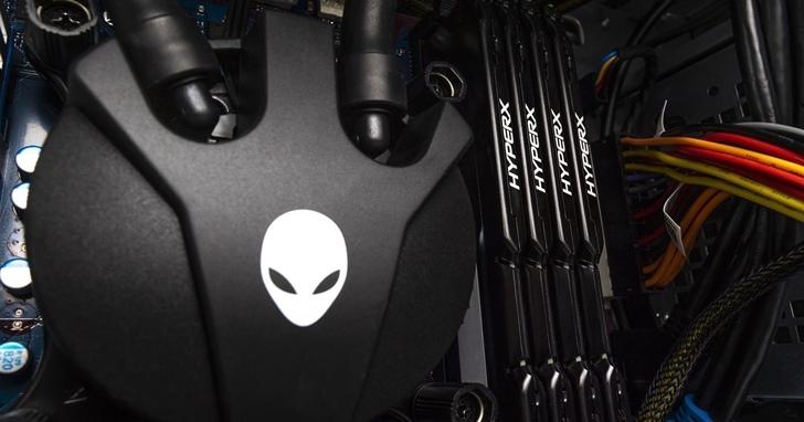 全新HyperX FURY DDR4 記憶體搭載Alienware Aurora R9電腦, 效能升級、攜手稱霸電競戰場!