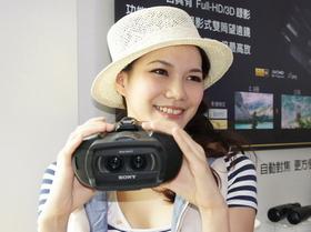 Sony DEV-5:首款可錄影、拍照的望遠鏡正式發表