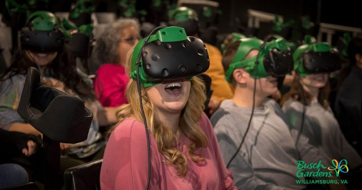 HTC與「全世界最美麗遊樂園」合作,打造全新VR體驗