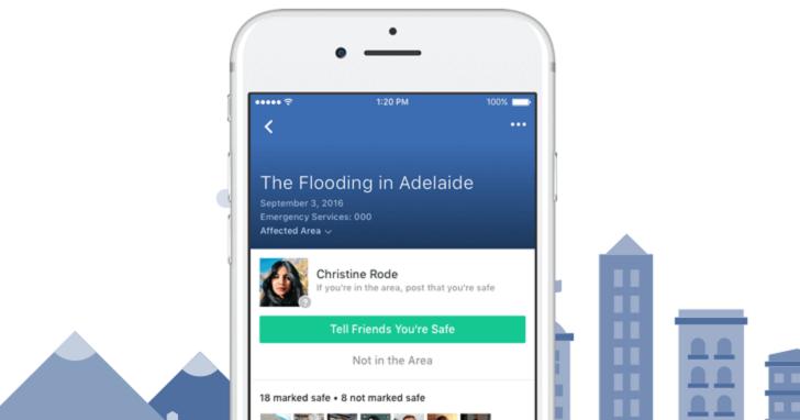 你很快就可以在 Facebook 上接收到「國家級警報」了