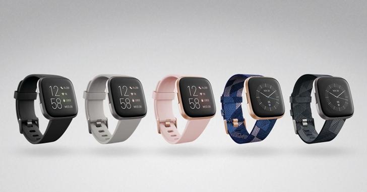 Fitbit 全新 Versa 2 智慧手錶亮相!升級支援水下 50 公尺防水、智慧喚醒與睡眠分數功能,售價 7,290 元起